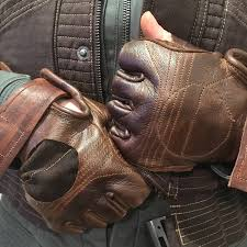 50 custom jyn erso rogue one leather gloves