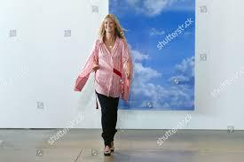 Hellessy Designer Sylvie Millstein Hellessy Designer Editorial Stock Photo