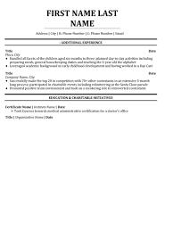Customer Service Professional Resume Sample & Template
