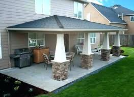 screened covered patio ideas. Modren Covered Outdoor Covered Patio Decorating Ideas Porch Deck With Screened Ou Intended