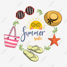 Summer Clipart PNG Images | Vector and PSD Files | Free Download on Pngtree