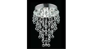 7 light 24 round pendant chandelier light with swarovski