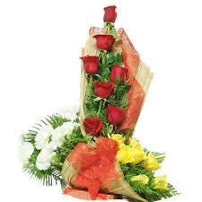 carnation and rose blend