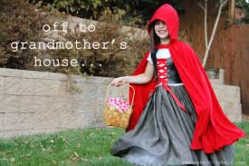 costumes 2016 little red riding hood