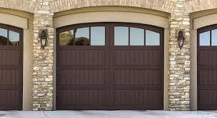 wood garage doors 7100