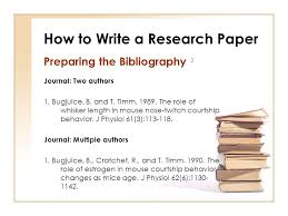 How To Write A Paper Interesting How To Write A Research Paper Ppt Video Online Download