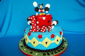 Baby Boy Birthday Cakes Ideas 1st Cake