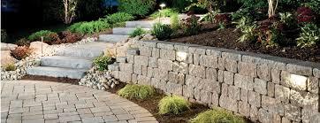 Rock Wall Landscaping Contemporary Design Adorable 1000 Ideas 8