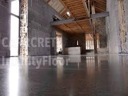 polished concrete floor loft. Polished Concrete Floor Corwen Wales Loft O