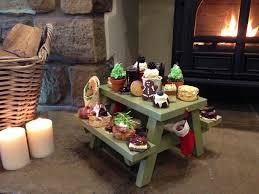 The Garden Kitchen Holden Clough Nursery The Christmas Picnic
