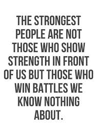 Quotes Of Strength