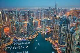 Dubais Stadtviertel