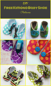 Free Baby Shoe Pattern Magnificent Decorating Design