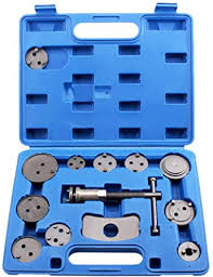 Amazon.co.jp: Vosarea <b>13 Pieces Disc Brake</b> Caliper Tool Set ...