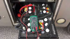 how to perform open voltage testing on your rv batteries rv battery hookup diagram at Rv Battery Wiring Color