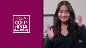 l oréal colorista hair makeup faq how do you apply on your friend