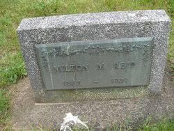 Milton Merritt Reid (1877-1939) - Find A Grave Memorial
