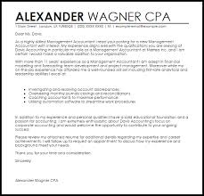 Sample Cover Letter For Job Application As An Accountant
