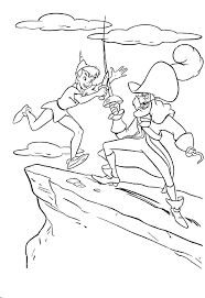 Small Picture Kids n funcouk 25 coloring pages of Peter Pan