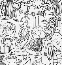 Small Picture American Girl Coloring Pages Lea Coloring Pages