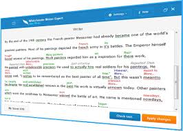 english grammar checker software world leading  premium screenshot