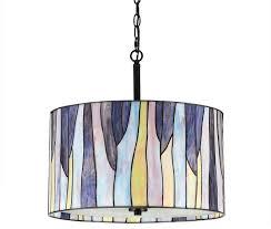 barossa tiffany pendant lamp purple contemporary pendant lighting by hometrend