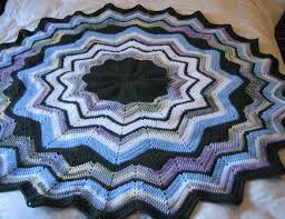 Ripple Afghan Pattern Best Ideas