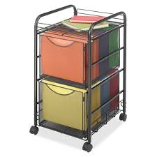 Office Depot Coat Rack Amazon Safco Onyx Mesh File Cart with 100 File Drawers Bl 99