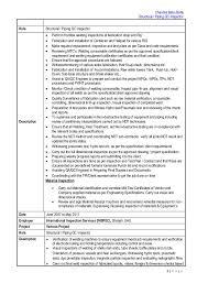 ... Drilling; 3. Chandra Babu Battu Structural / Piping QC Inspector ...