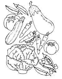 Small Picture Fruits and Vegetables coloring pages Coloring Pages Pinterest
