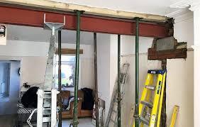 removing internal walls