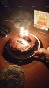 Foapcom Happy Birthday My Dads 50th Birthday Cake Stock Photo By