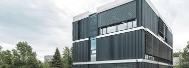 Fassadenraffstoren Von Roma Sind Individuell Und Attraktiv