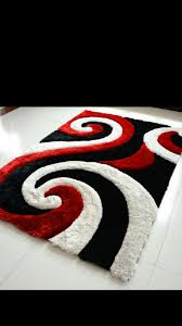 886 red black white gy rug 5x8 886red rugs national