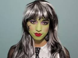 makeup for frankenstein costume