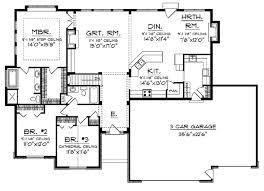 open floor plan home plans with photos amusing decor ca ranch style