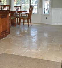 Cream Floor Tiles For Kitchen Kitchen Floor Tile Designs For A Perfect Warm Kitchen To Have