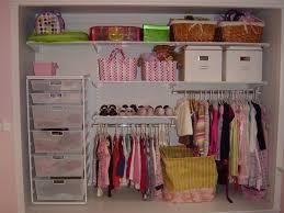 Girly Closet Organizer Ideas