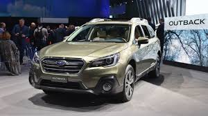subaru new models 2018. beautiful new subaru of america announces pricing on refreshed 2018 legacy and outback  models to subaru new models