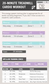 20 minute high intensity interval training