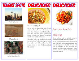 Sample Brochure Of China Pixel Search Help Blog
