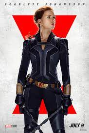 New Black Widow Character Posters Released