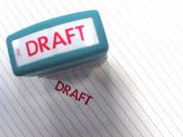 reasons writing a rough draft is the first step about writing a rough draft
