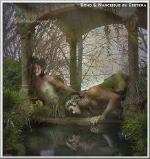 narcissus gyula benczur narcissus echo  narcissus greek mythology google search