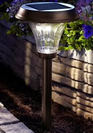 best solar garden lights. Moonrays 91754 Richmond Solar LED Best Garden Lights