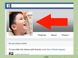 Account Facebook Pictures 14 A How Steps Reveal To with Fake