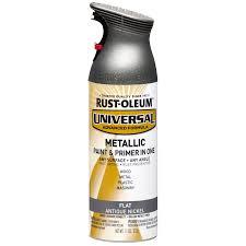 Metallic Spray Paint Colors Lowes