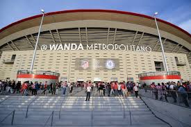 On the pitch at wanda metropolitano. Atletico Madrid Look To Recapture Spirit Of Calderon Against Buoyant Barcelona Bleacher Report Latest News Videos And Highlights