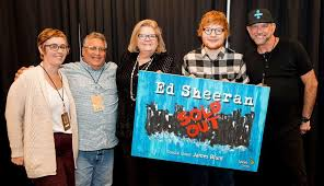 Pollstar Ed Sheeran Sprint Center