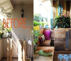 Wonderful Diy Patio Decorating Ideas Upcycled Pallet Decor Idea With Inspiration